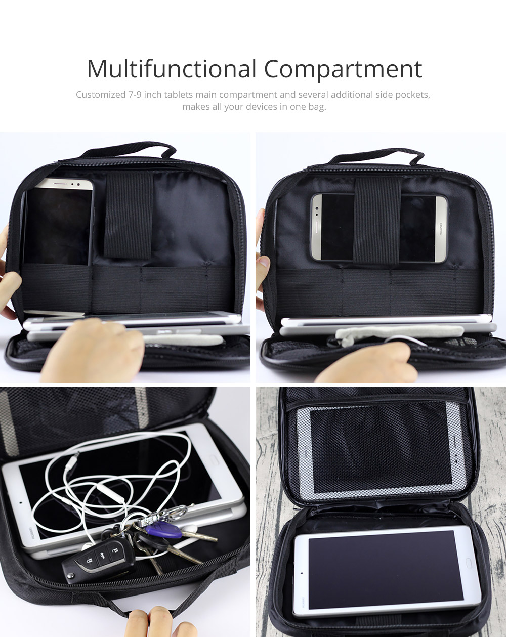 with Multifunctional Compartment