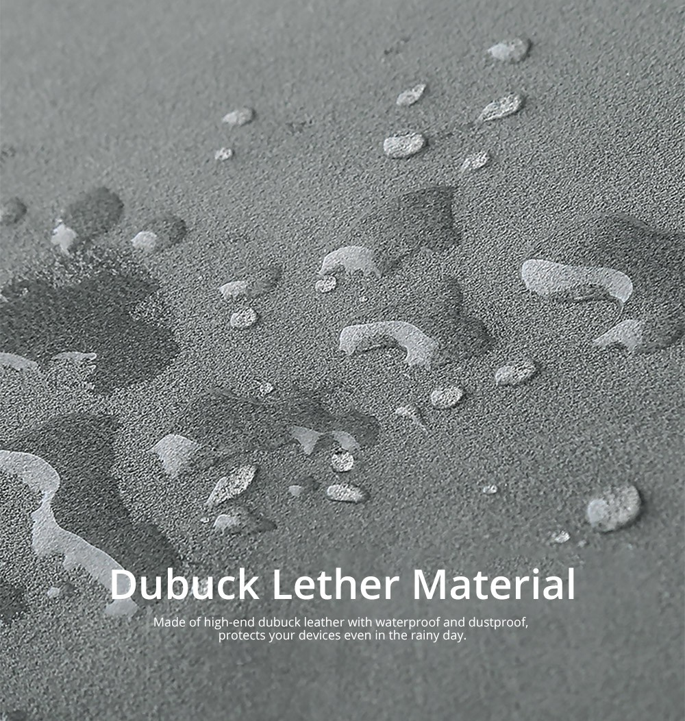 Dubuck Lether Material