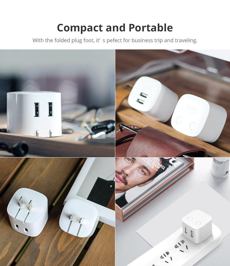 Compact and Portable