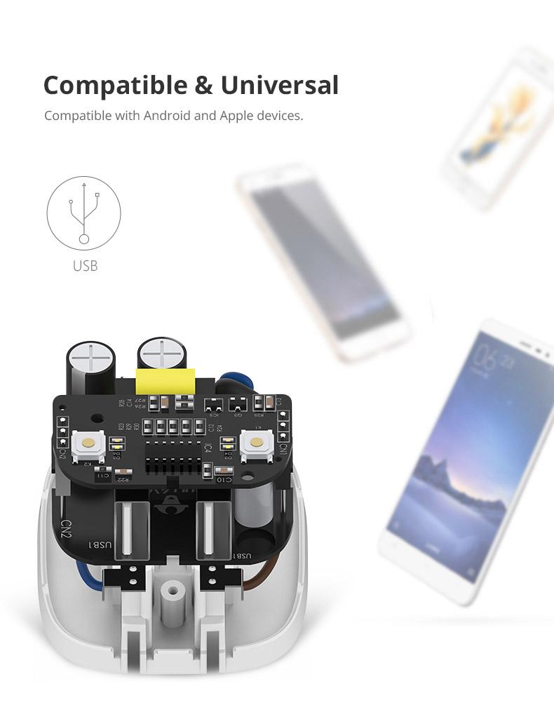 Compatible & Universal Charger Plug