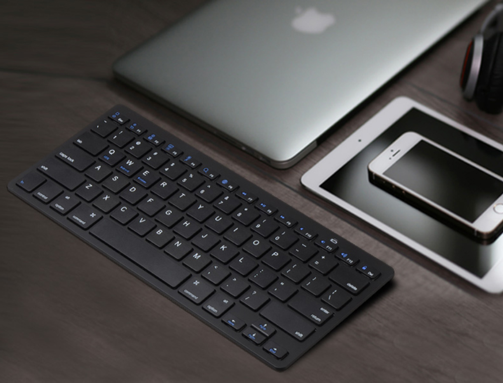Ultra-slim Bluetooth Keyboard