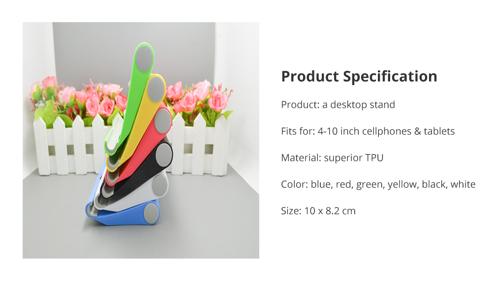 Desktop Stand Specification