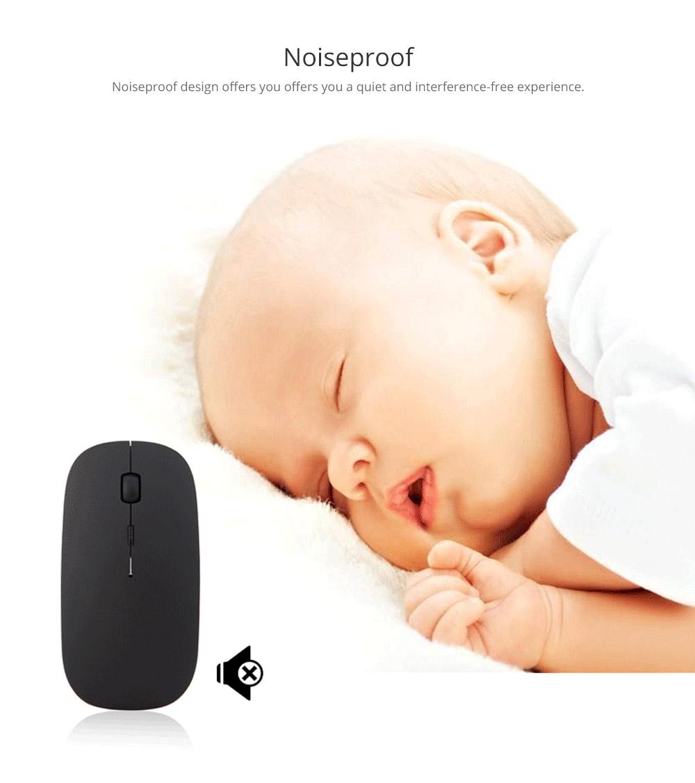 Noiseproof  Wireless Mice
