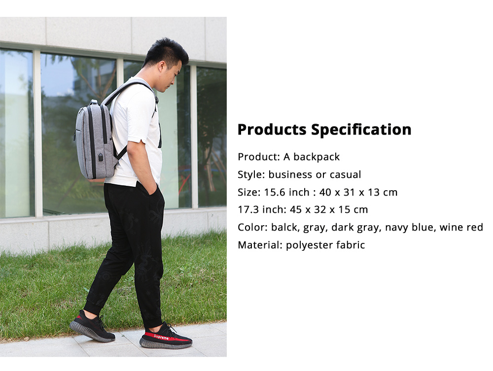 Products Specification