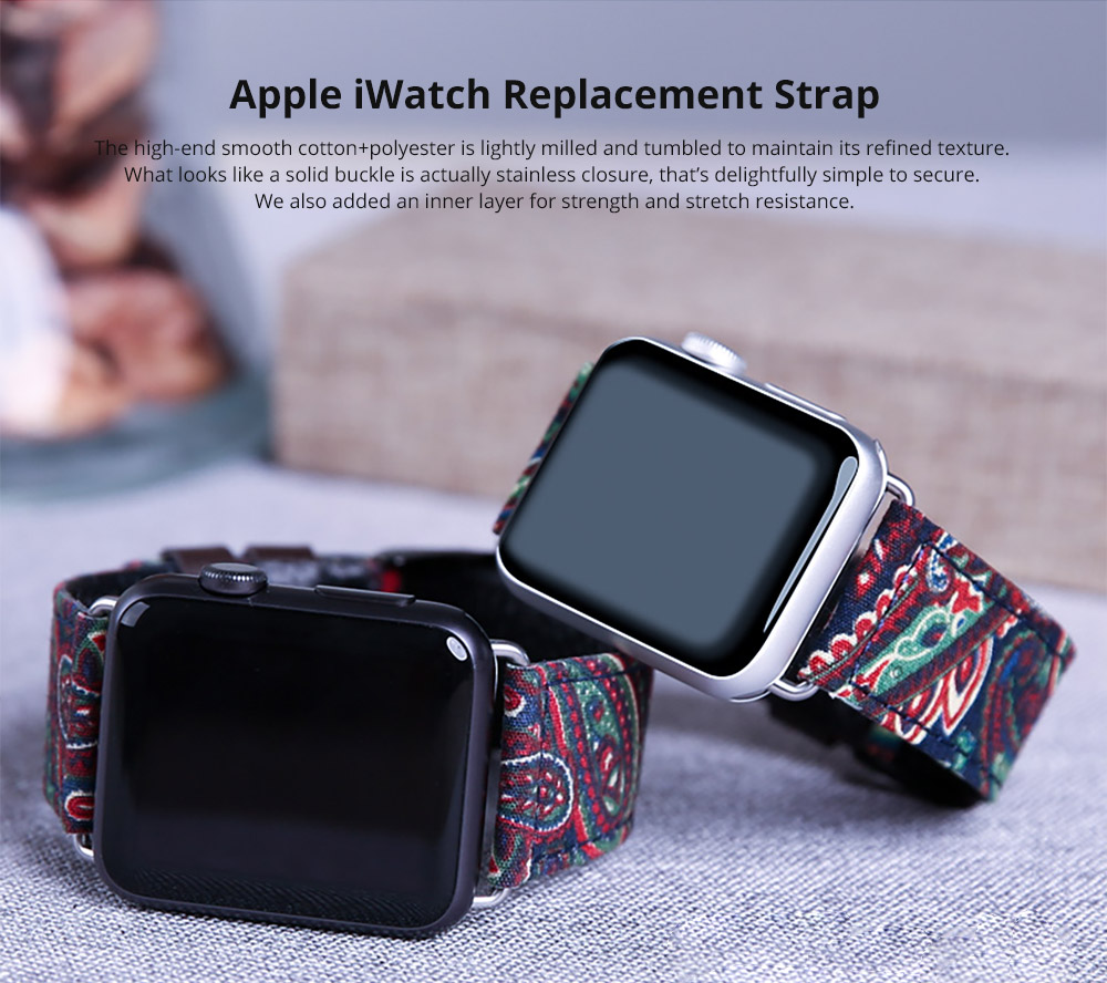 Apple iWatch Replacement Strap