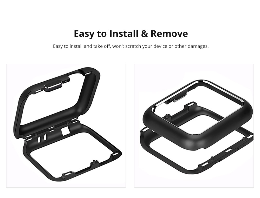 Easy to Install & Remove