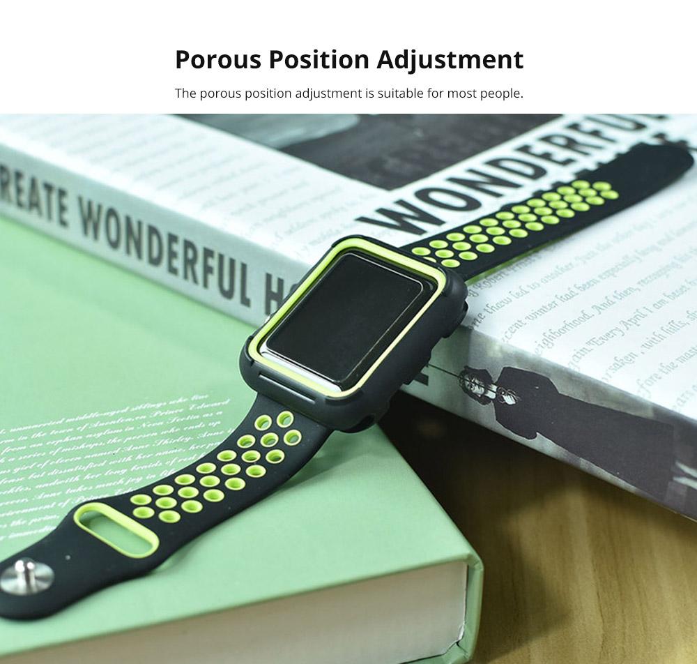 Porous Position Adjustment