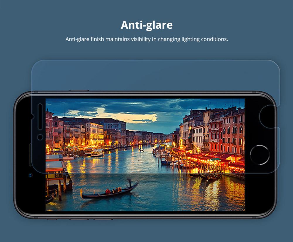 Phone Accessories Impact Shield Anti-glare Precise-align Perfect Fit Screen Protector for iPhone 8/8 Plus, iPhone 7/7 Plus Protective Screen 4.7-5.5 inch Skin Protector 8