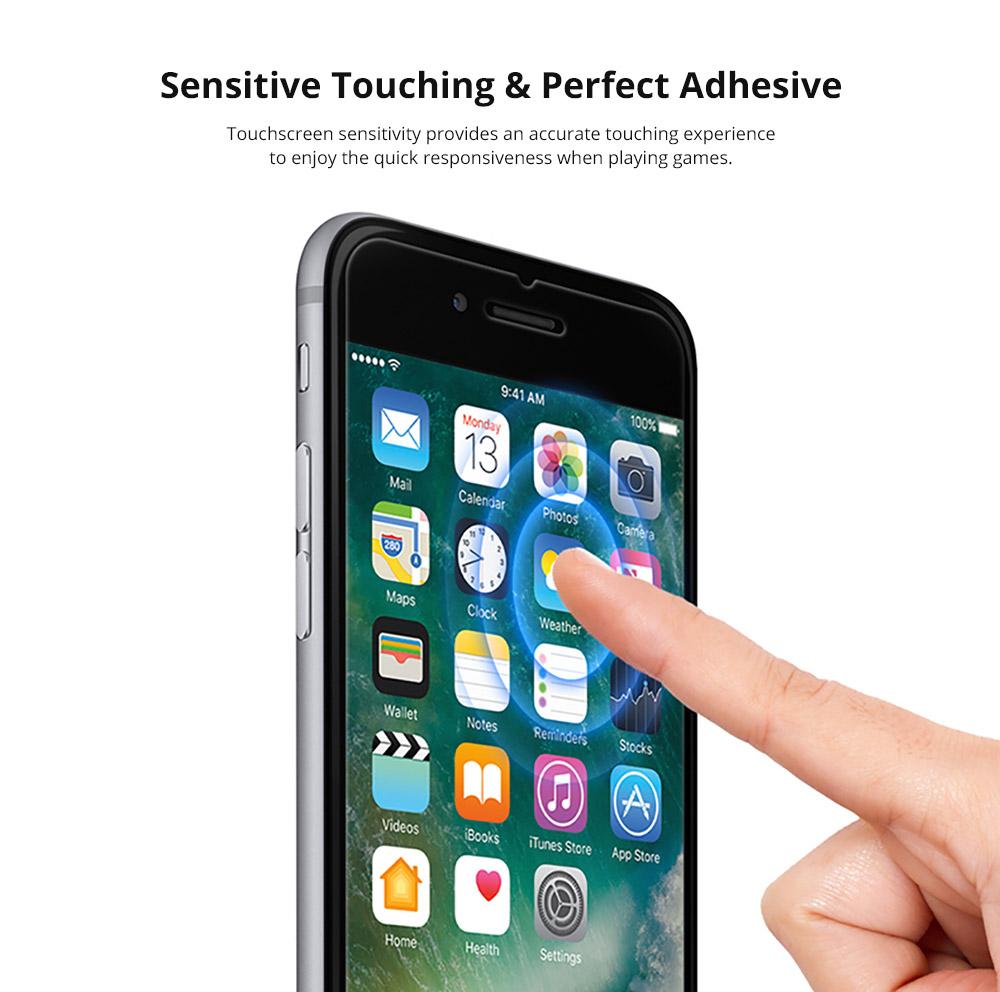Sensitive Touching & Perfect Adhesive