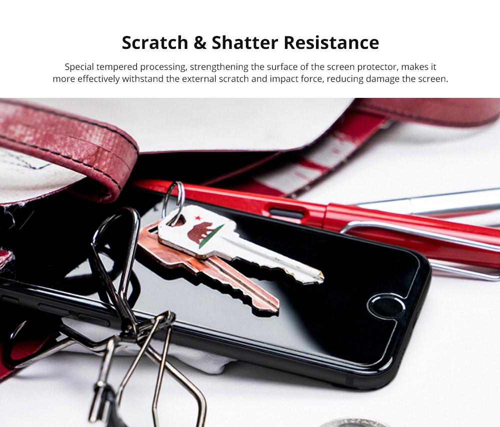 Scratch & Shatter Resistance
