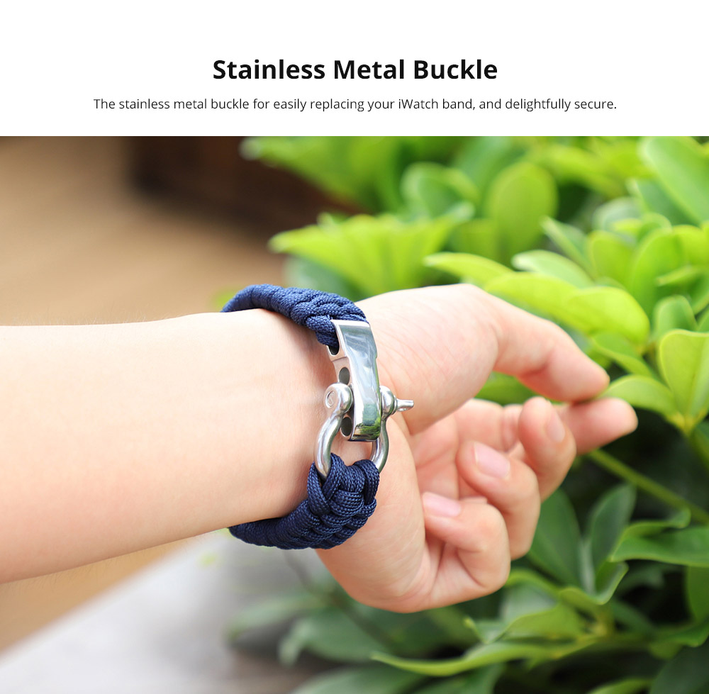 Stainless Metal Shackle