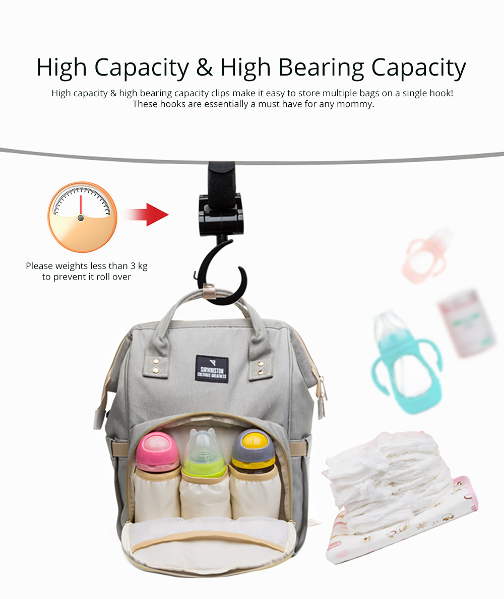 High Capacity & High Bearing Capacity
