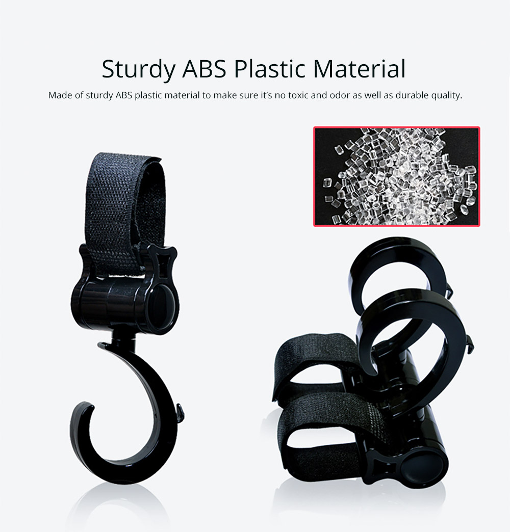 Sturdy ABS Plastic Material