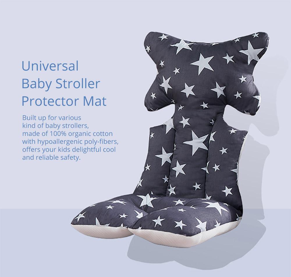 Universal Baby Stroller Protector Mat