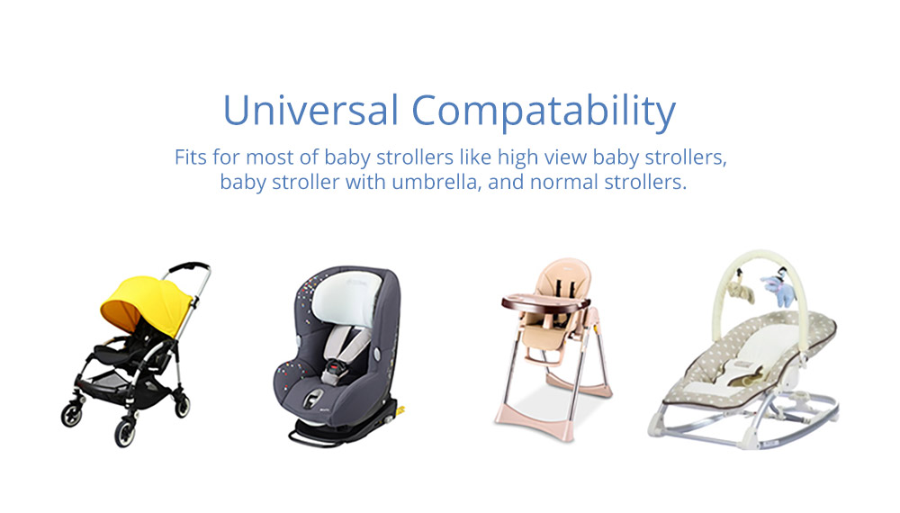 Baby Carriages Cotton Cushion, Stroller Accessories Baby Stroller Cotton Pad Universal Baby Stroller Cotton Protector Mat 13
