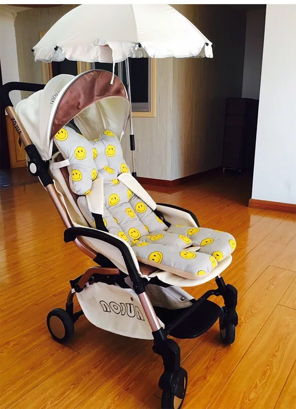 perfect baby stroller cushion