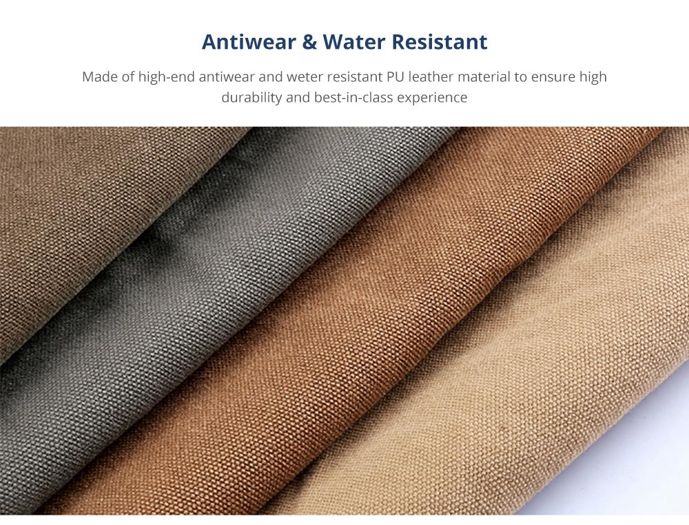 Antiwear & Water Resistant crossbody bag