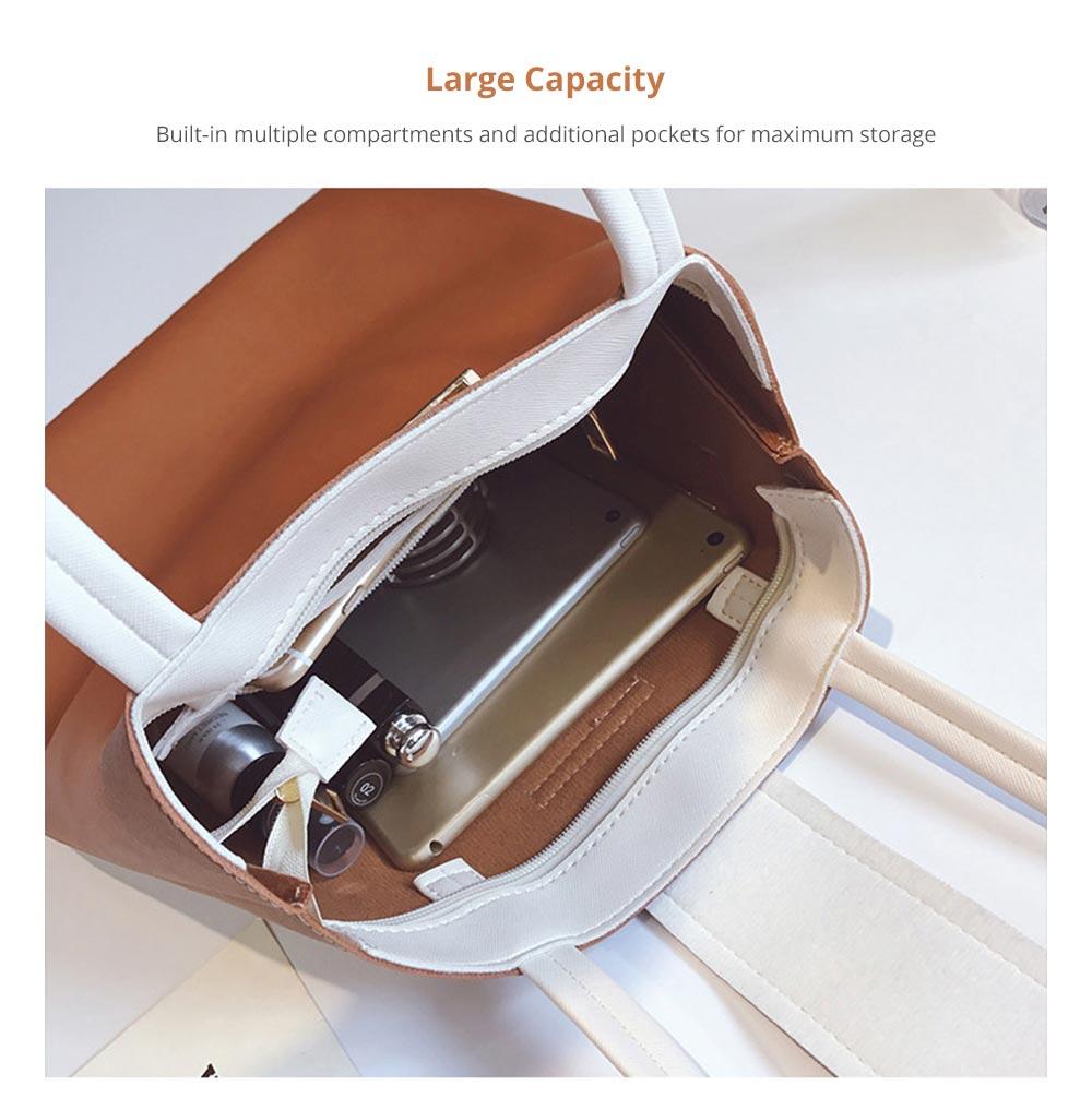 Large Capacity Women's Shoulder Bag