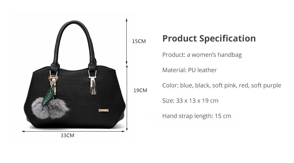 Elegant Handbag with Venonat