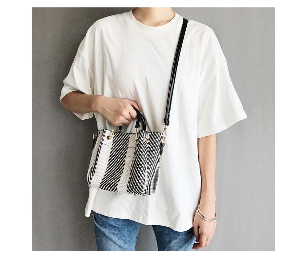 Crossbody Bag with Long Shoulder Strap
