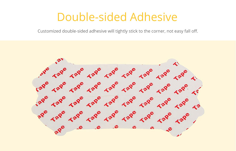 Customized double-sided adhesive