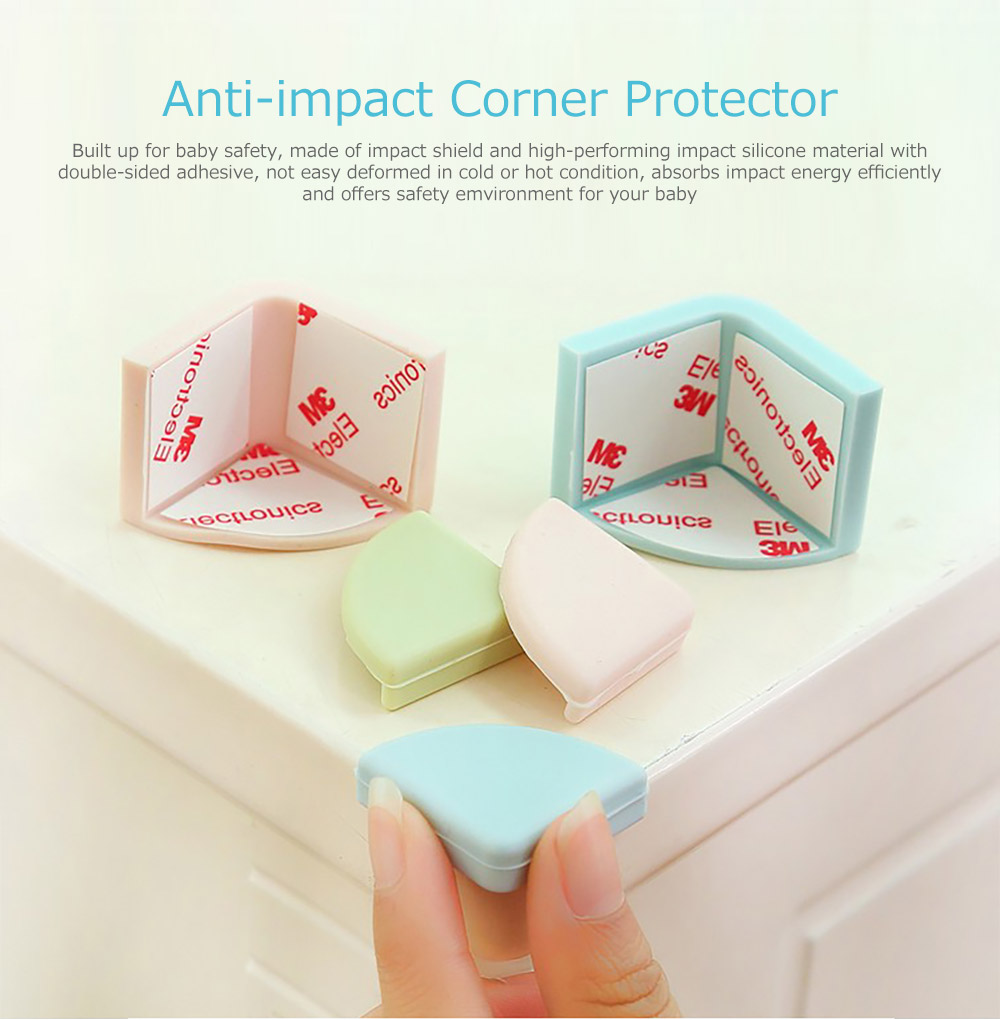 Baby Proofing Corner Guards & Edge Protectors