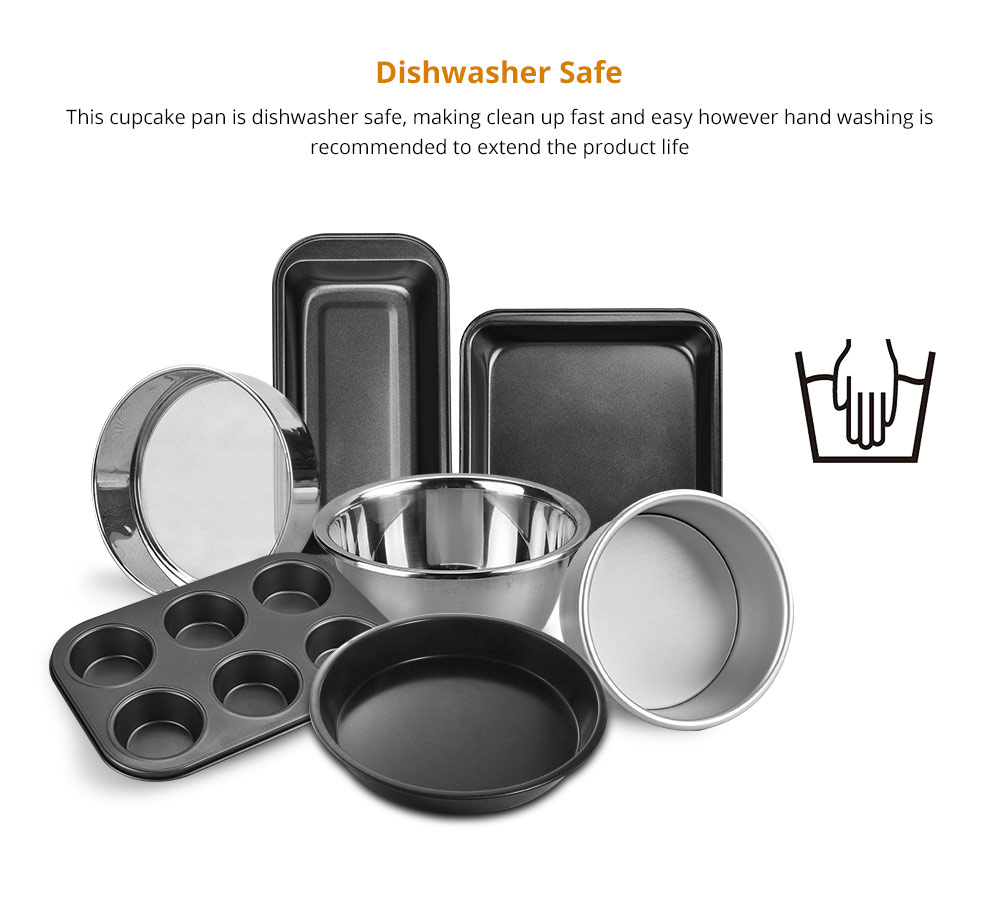 Nonstick Bakeware Set 7 Pieces
