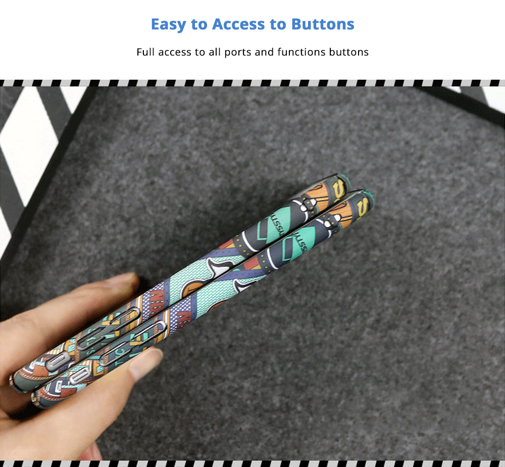 Easy to Access to Buttons