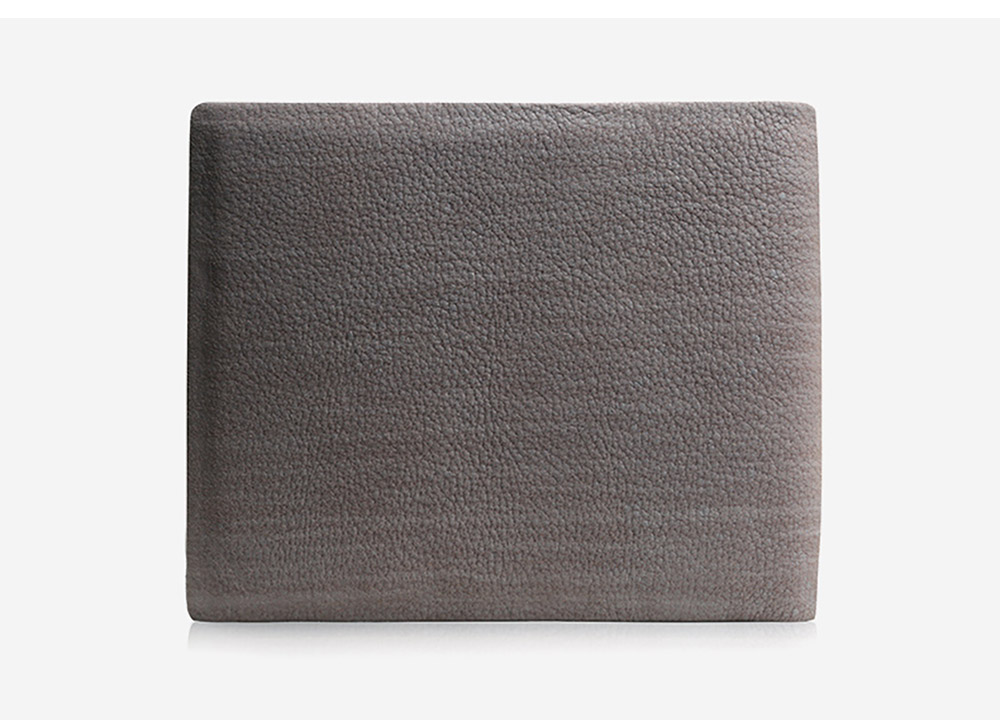 Fashionable Genuine Leather Men's Wallet with Multiple Compartments Card Slots, Foldable Lightweight Thin Soft Vintage Wallets for Men 15