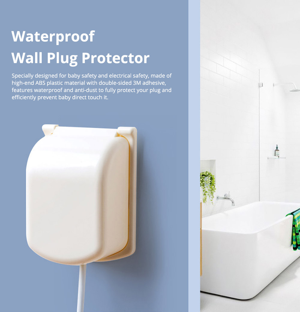Waterproof Electric Outlet Case