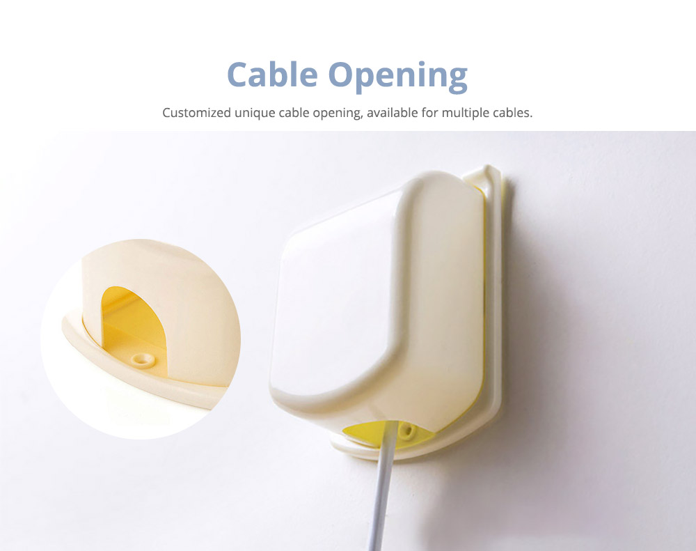 cable opening
