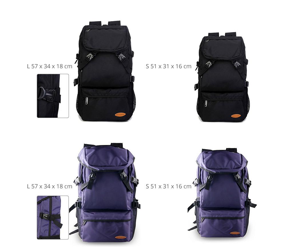 hiking backpack details