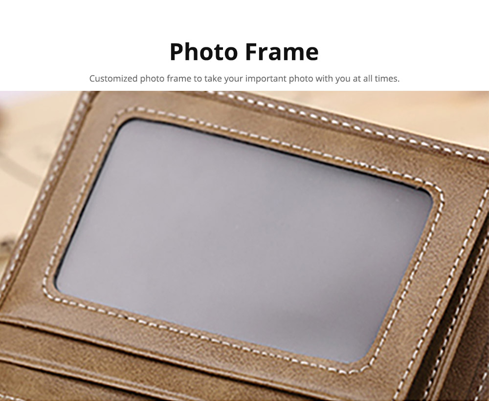 with photo frame