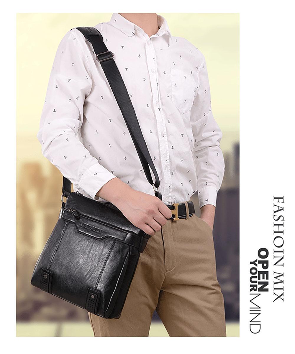 Genuine Leather Men's Wallet fashion
