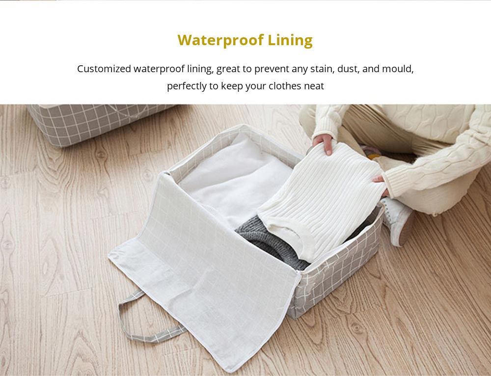 Waterproof Lining Storage Bag