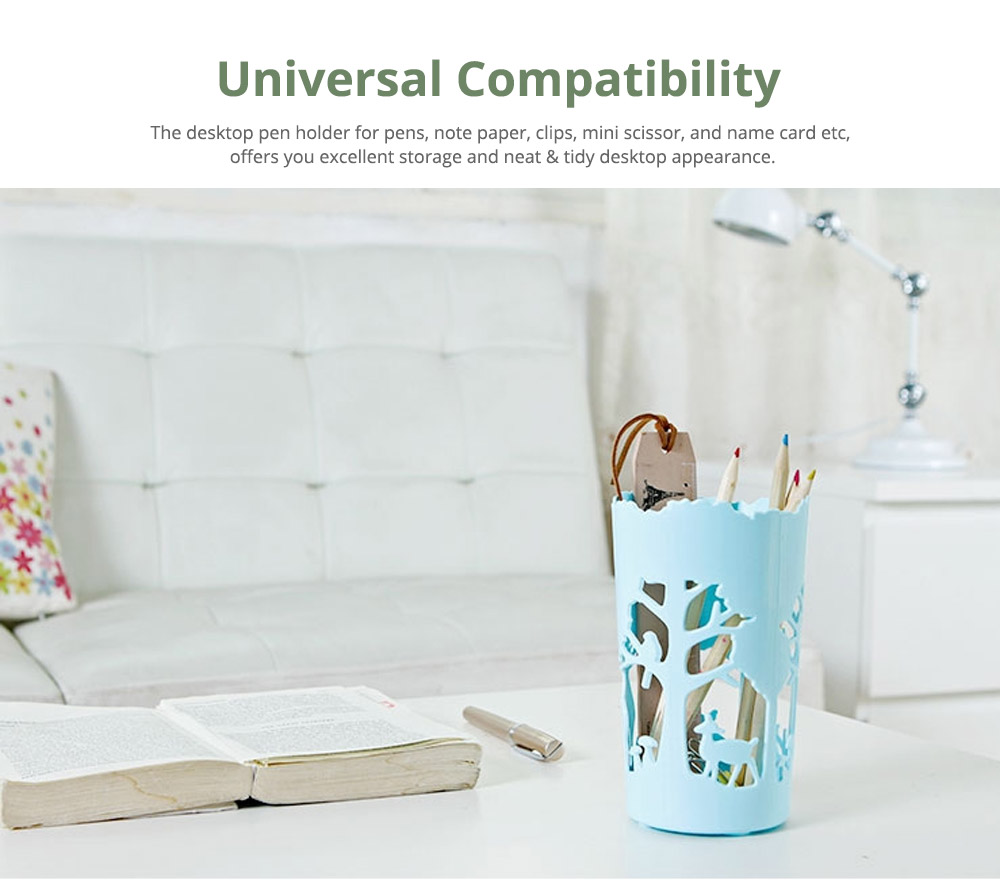 Universal Compatibility Hollow Out Pencil Organizer