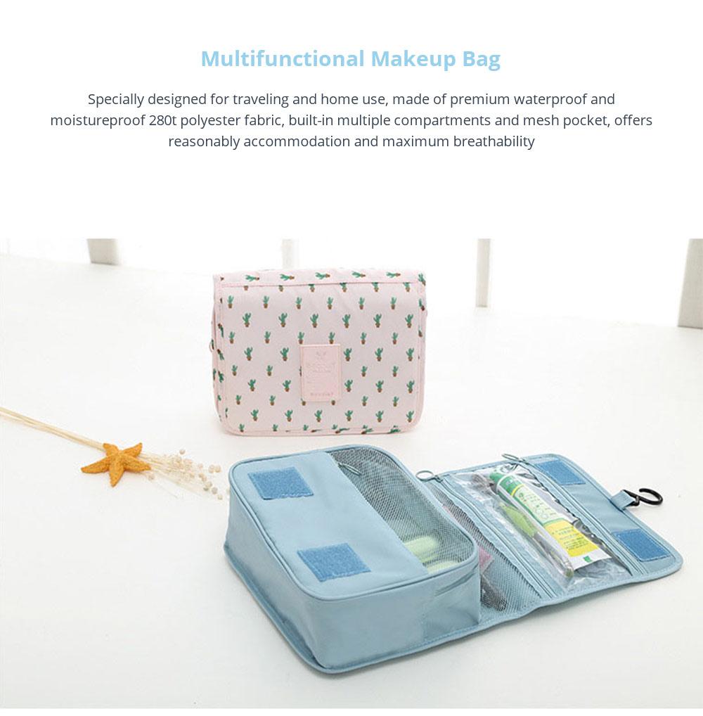 Multifunctional Makeup Bag