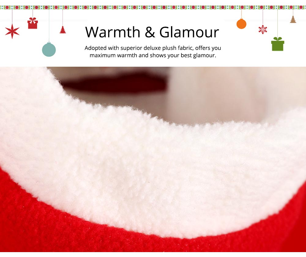 Warmth & Glamour Children Christmas Costume