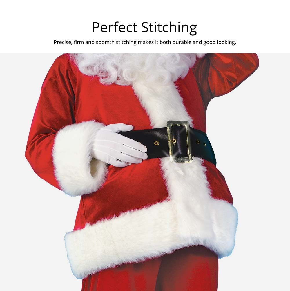 Perfect Stitching Christmas Costume Set