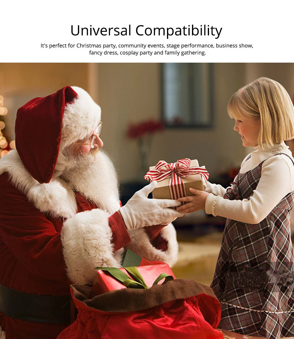Universal Compatibility Christmas Costume Set