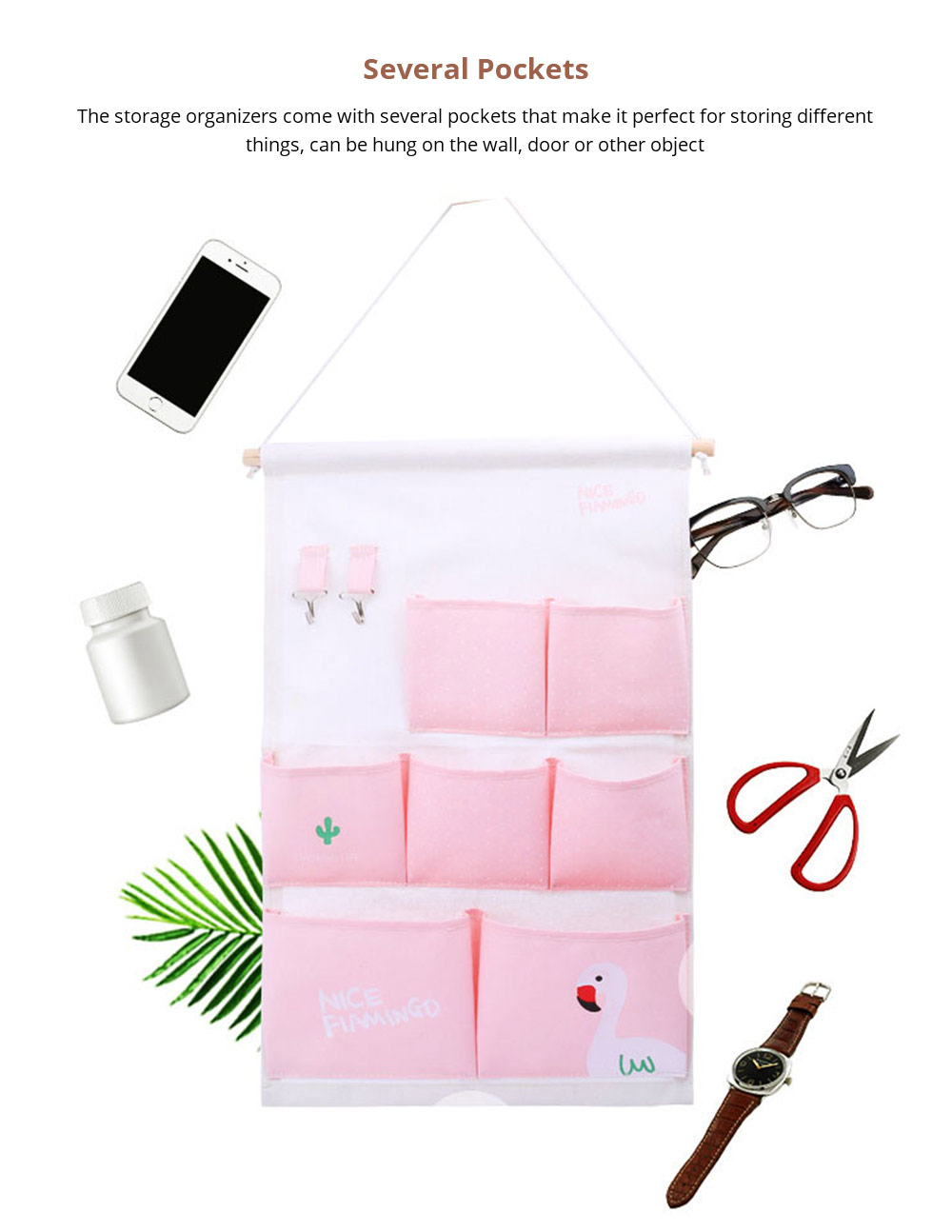 Hanging Organizer Bag