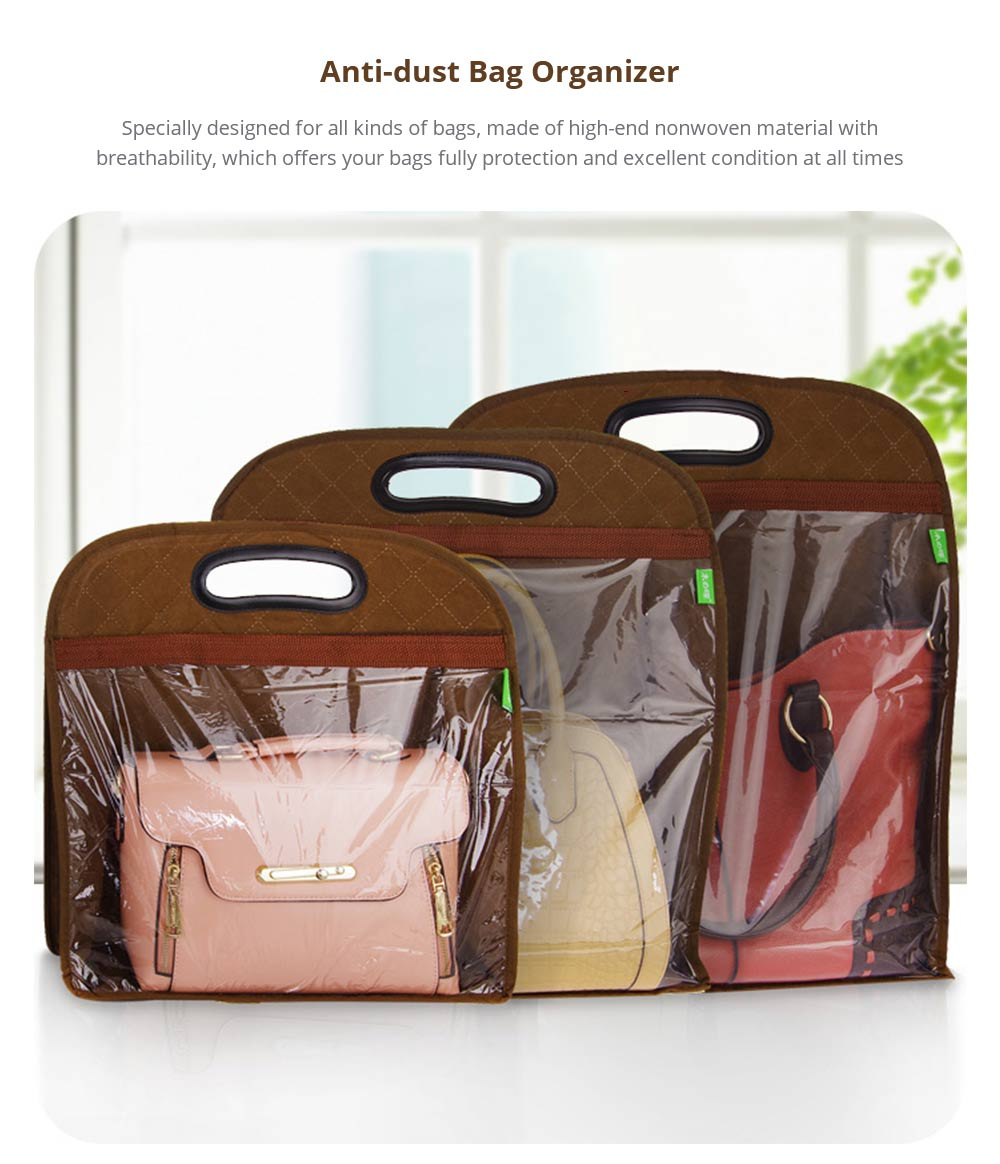 Anti-dust Bag Organizer