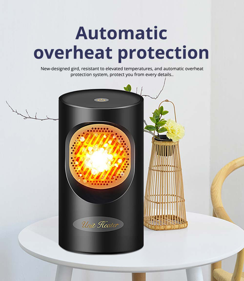 Automatic overheat protection