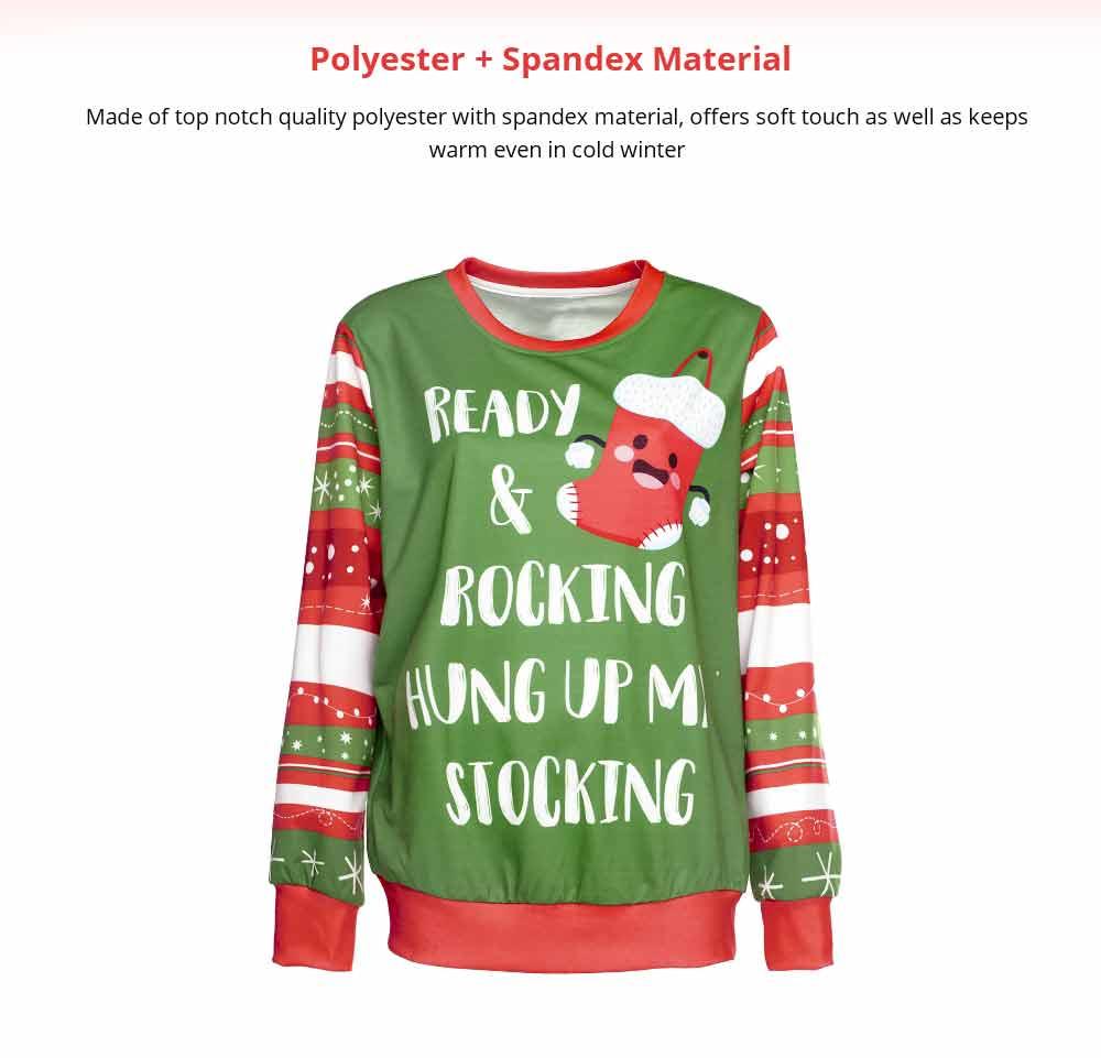 Christmas Pullover Shirt