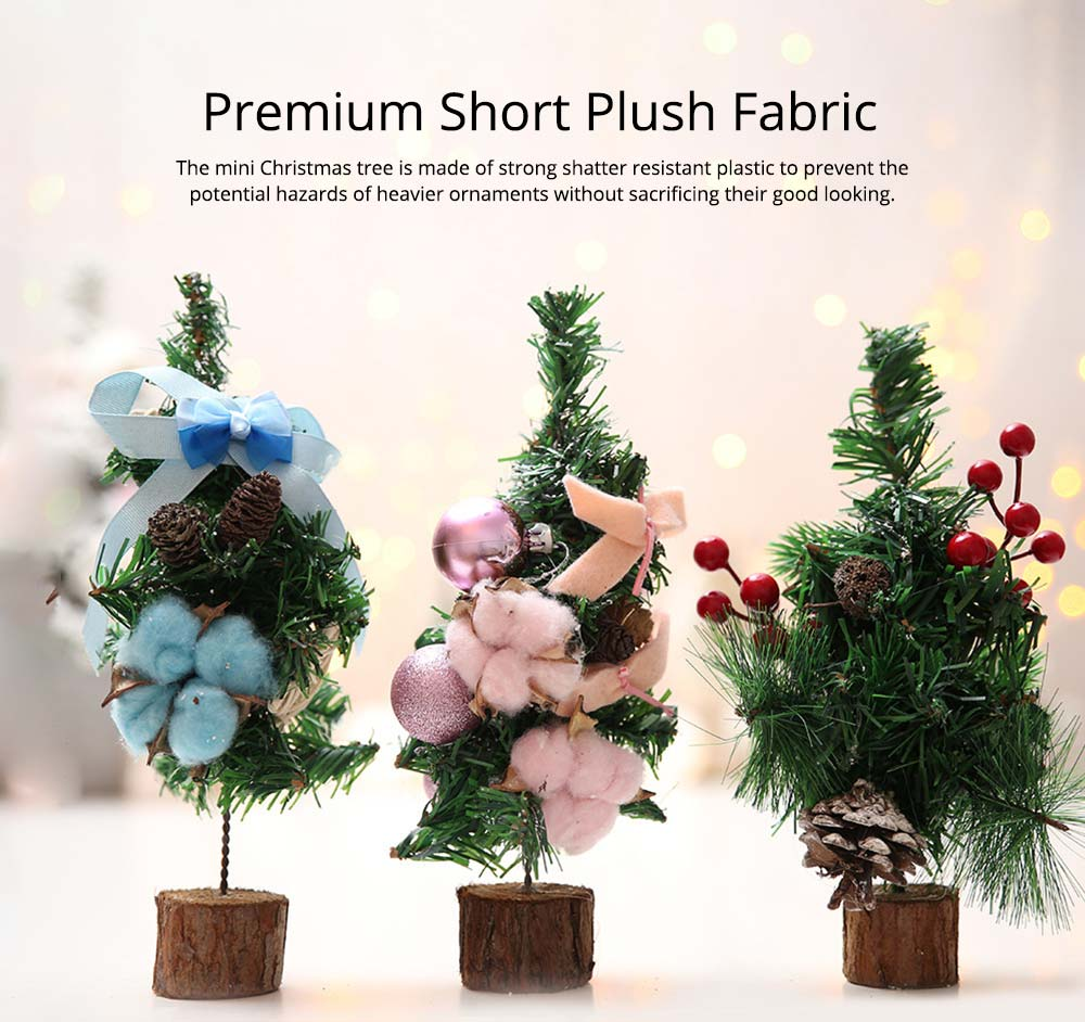 Christmas Ornaments Tree for Hotel Home Office Dining Shop