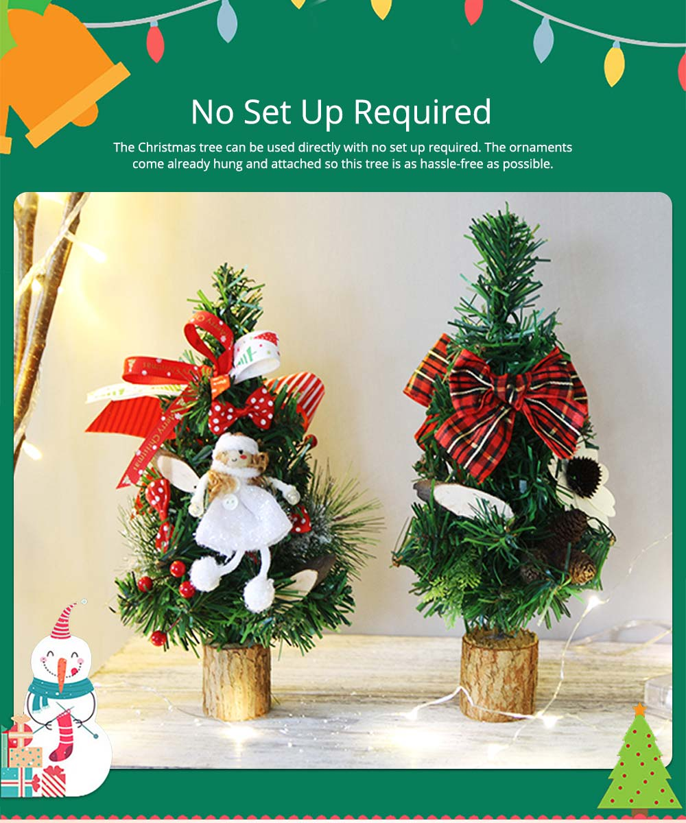 Christmas Ornaments Tree for Hotel