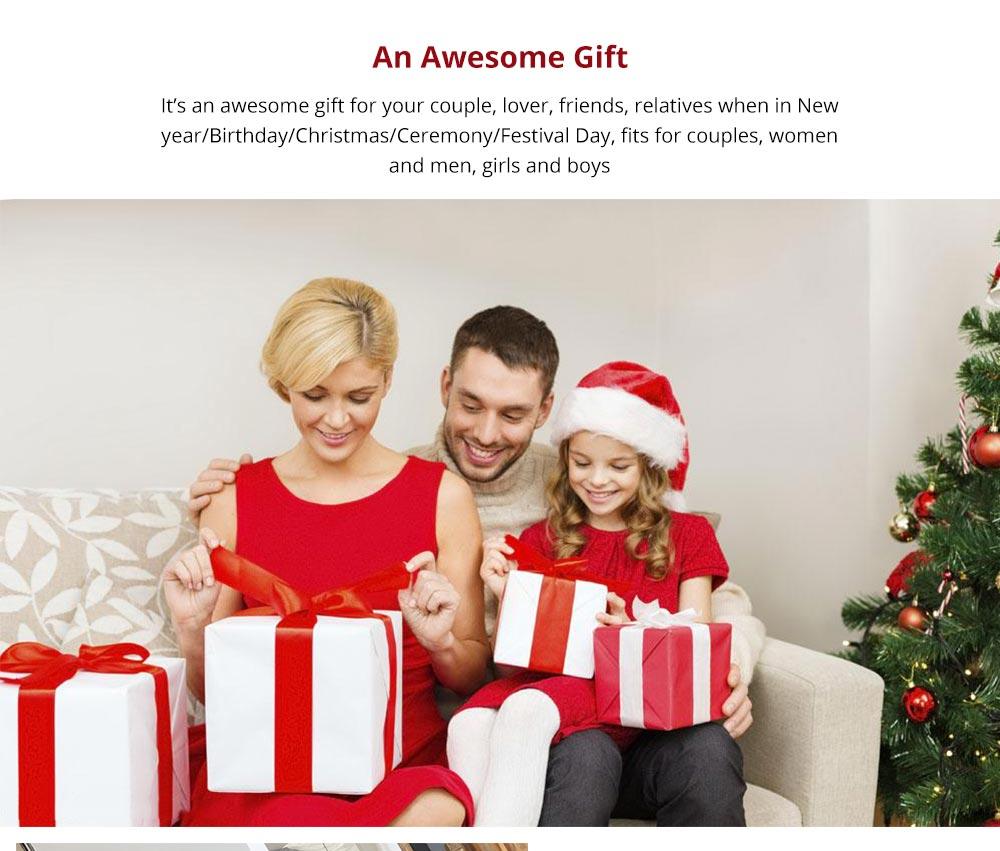 Long Christmas Scarf for Children