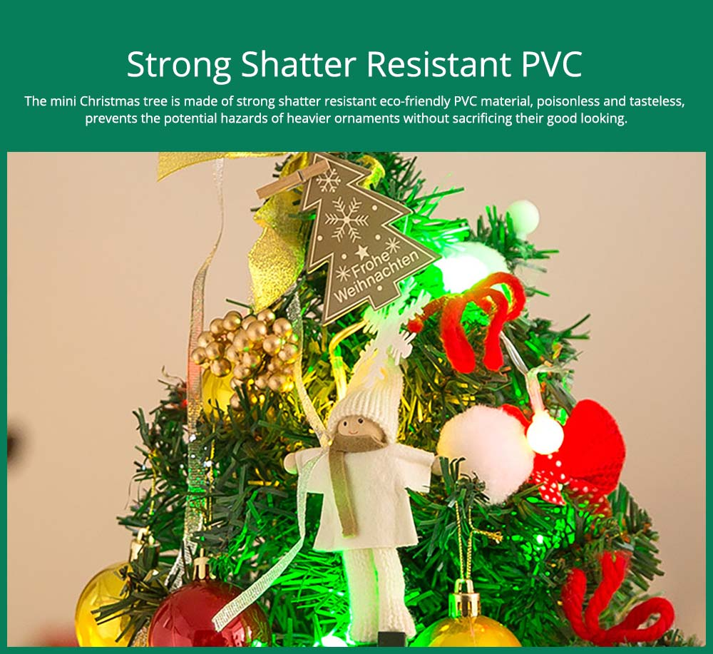 Strong Shatter Resistant PVC Christmas Tree