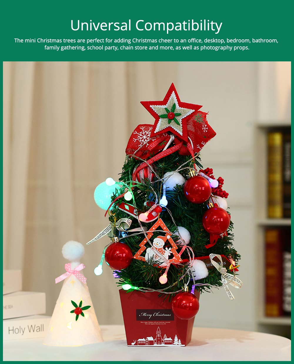 Universal Compatibility Christmas Tree