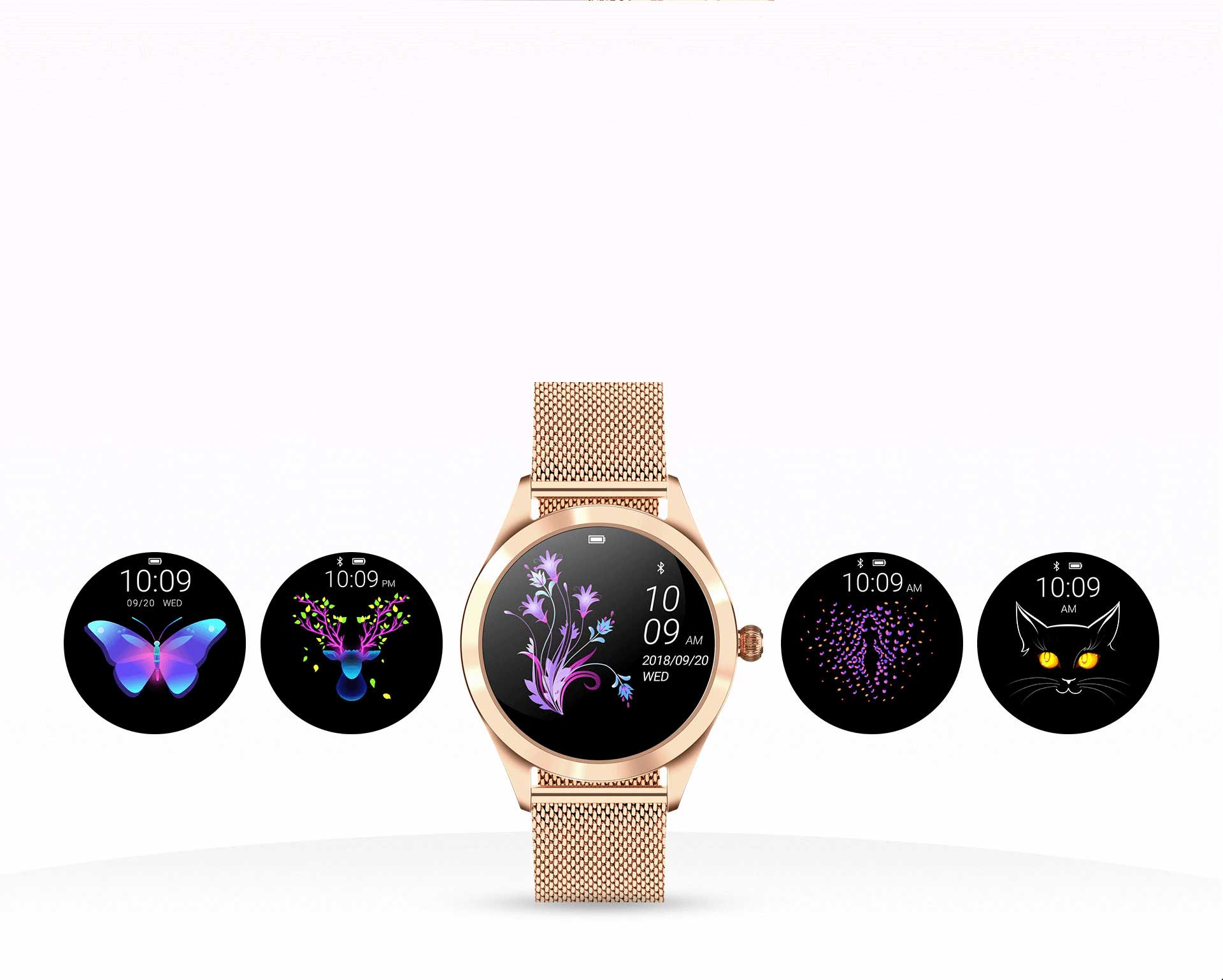 Multi dynamic watch faces